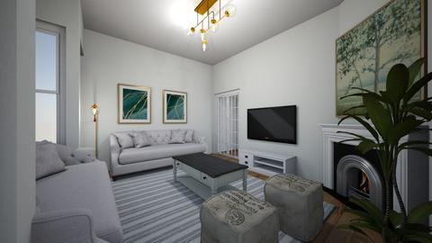 Lauriergragcht - Living room  - by Lisett