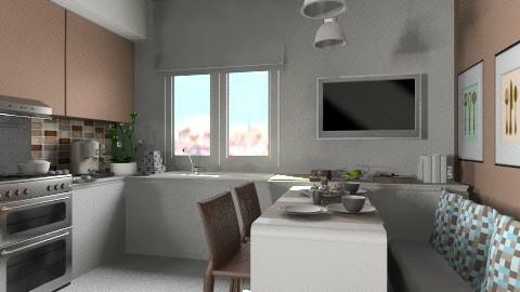 Pancake Day - Kitchen  - by annasig