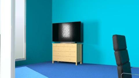 room1 - Retro - Bedroom  - by Reecepk1