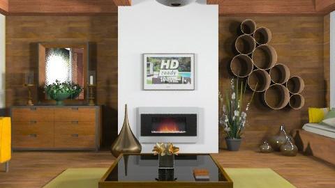 Wood Dreams - Eclectic - Living room  - by camilla_saurus