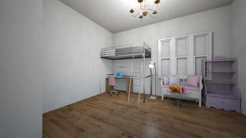 design fail_no rug - Kids room  - by abby_1208