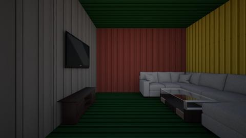 I got color - Living room  - by vance2021