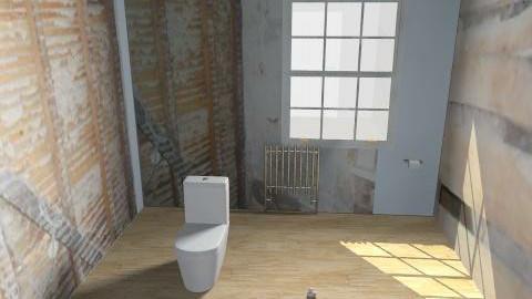 It has only taken 2 yrs! - Minimal - Bathroom - by FRANKHAM