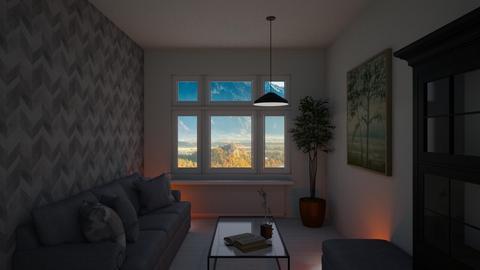 Lucy - Living room  - by Noa Jones