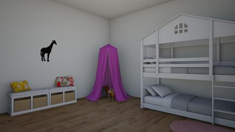 Kids room - Kids room  - by DreamerStar202