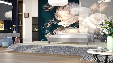 FLowerpower - Living room - by Gwenda van Maaren