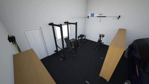 Garage Gym - by rogue_8ba8fd6f4dc1087b06ea516b91aa9