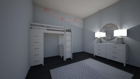 upstairsmartin - Kids room  - by duellmaddie07