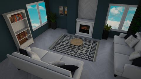 2205 Beech Knoll Rd - Living room  - by sfurkan