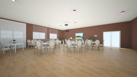 Konverentsiruum - Classic - Office  - by annianetealtmets
