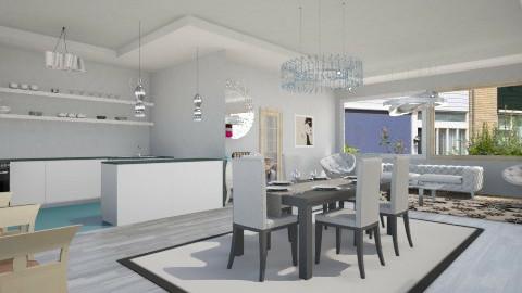 House - Classic - Living room  - by Karine Hakobayan