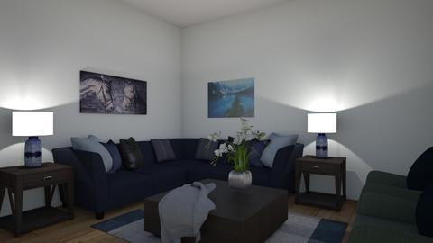 ha - Living room  - by stjdesigner