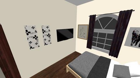 guest1DH - Bedroom  - by deepu97