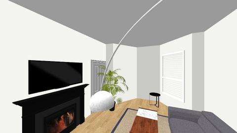 Livingroom option 2 - Modern - Living room  - by nietouriz