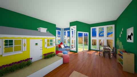 Kindergarden - Modern - Kids room  - by Abracadabra