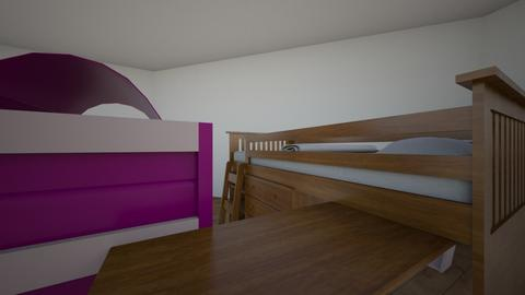 Naemi - Kids room  - by Biberli1