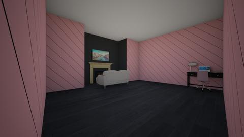 BLACKPINK living room - Vintage - Living room  - by BTSfangirl