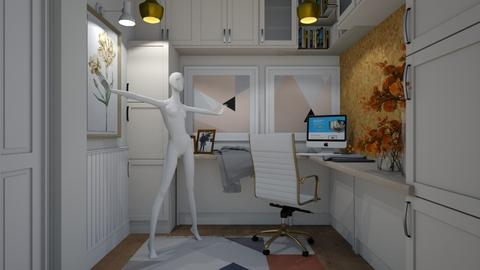 Clothing Designers Office - Office  - by heynowgregory