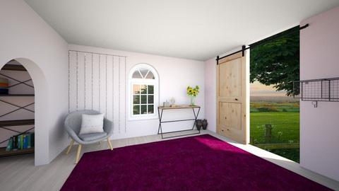 Spring door way - by FANGIRLdesigner