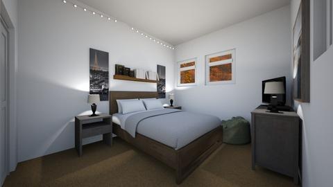 mine - Bedroom  - by anthonyjack1508