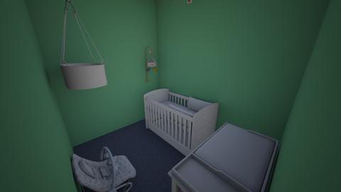 nursury - Kids room  - by Pizzahomestyler