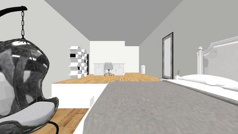 habitacion - by camihaupt