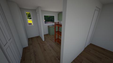 Kitchen and Garage - Kitchen  - by acramman