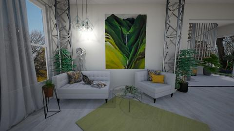 Thanks to Georgia  - Modern - Living room - by PaNita
