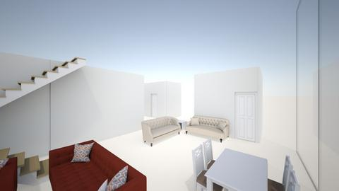 first floor - Modern - by Ao2