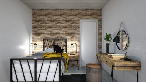 room home - Bedroom - by soralobo