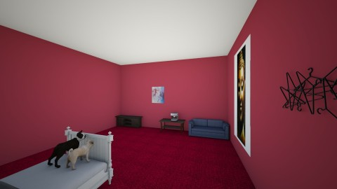 china one bed room DM - by mstowler