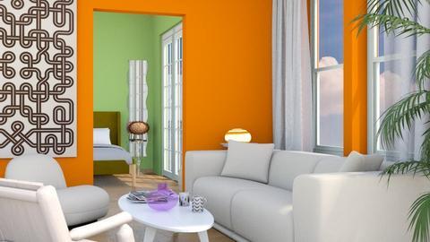 Modern house - Modern - Living room  - by zozan