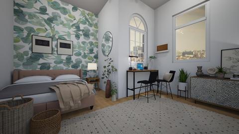 some kind of bedroom - Bedroom - by td123