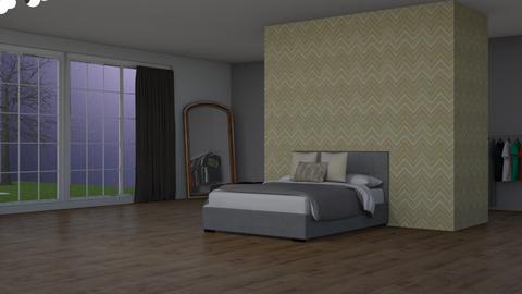 bedroom lol - Bedroom  - by notyou