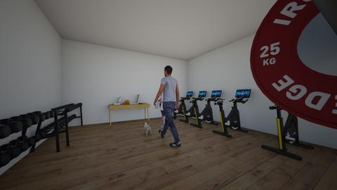 nahaven  gym - Office  - by munchkinemory123