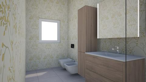 bagno - Vintage - by annamassi