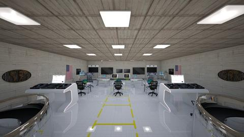 Command Center NEW - Office  - by mspence03