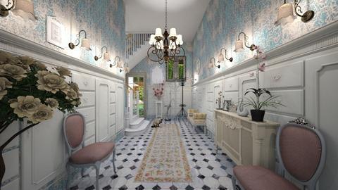 M_ S Hallway - by milyca8