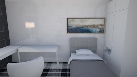 my romm - Bedroom  - by mark ayman