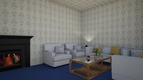 3D Design - Modern - Living room  - by yanslope9142