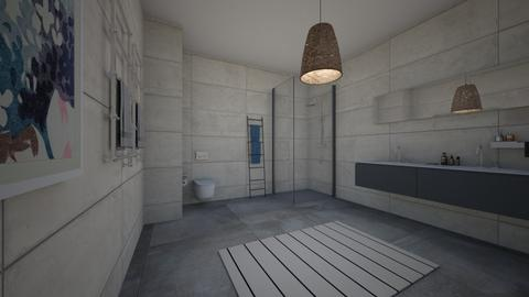 lala10 - Modern - Bathroom  - by hicran yeniay