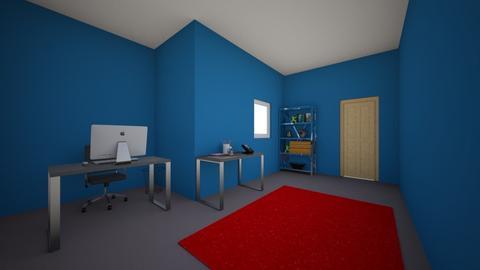 Daniel - Office  - by DanielRoth