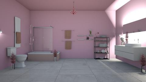 bathroom - Bathroom - by Alima Aydin