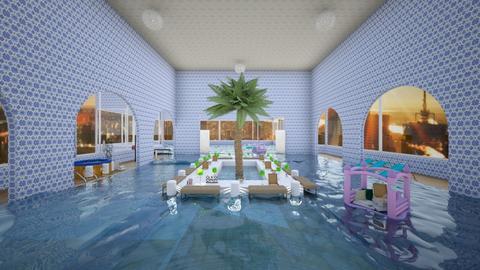 Indoor Pool - by kamonela09