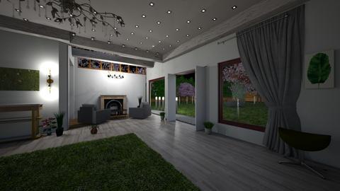 Just Modern - Living room  - by JR xD22