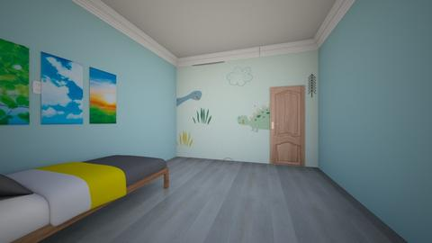 froom1 - Kids room  - by ValeriaZZZ