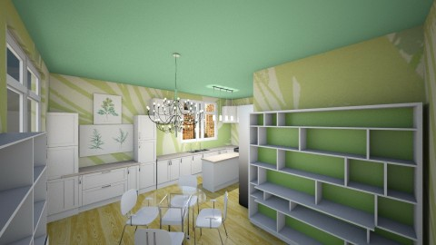 Dandy Kitchen - Minimal - Kitchen  - by DiamondJ569