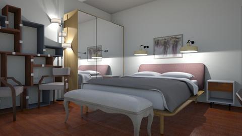 guest bedroom5 - Bedroom  - by irok