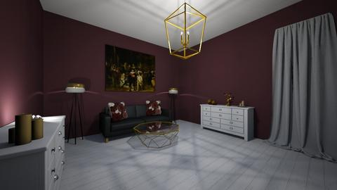 salon - Living room  - by luna6968