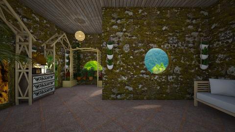 garden - Garden  - by Metapor Tammapot